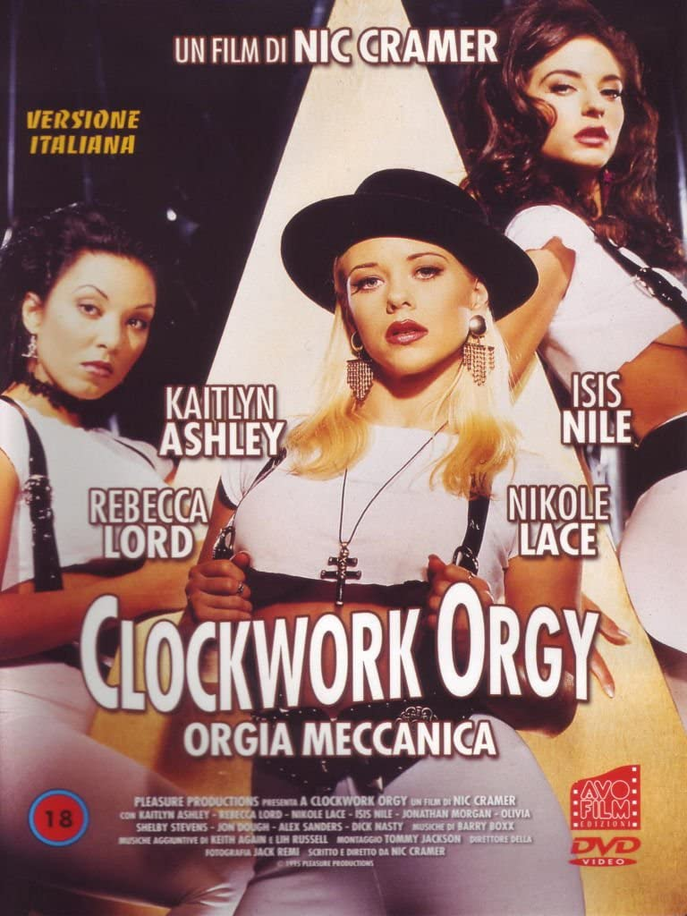 A clockwork orgy free online