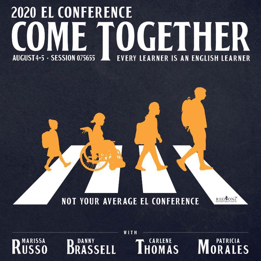 So excited to be a part of this virtual conference!  Register here at:  https:// region7esc.lpages.co/2020elconferen ce/  …   I've been delivering approx. 30 virtual presentations/wk since COVID, and attendees tell me they LOVE the experience. Come join the fun! #dannyspeaks @Region7ESC   @Region4ESC #txed<br>http://pic.twitter.com/IqsbNUHKqx