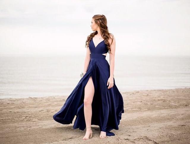 #repost of the stunningly beautiful @meaghanpetrzke in style 60453!  For style details, visit: https://t.co/wVdYaMZsw0  📸: @elizabethnoelltd  #alycegirl #prom2k20 #glam #cutoutdress #dresswithslit #navydress #navypromdress #eveningwear #formalwear #formal #redcarpet #alyceparis https://t.co/d4o0YQXeQT