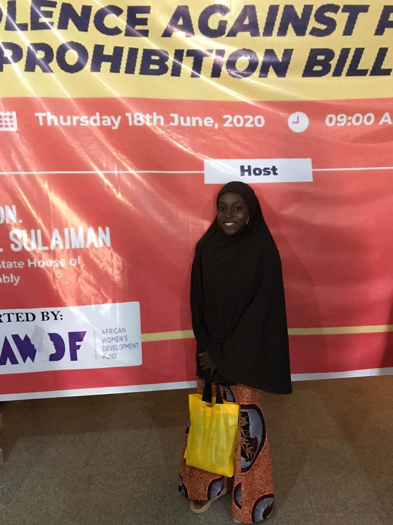 As Bauchi State Project Officer @BRIDGECONNECTNG, yesterday under the leadership of @siswachi1 in collaboration with @NorthNormalNG joined the @BauchiState House of Assembly on the public hearing of the Violence Against Persons Prohibition Bill in the state #StateOfEmergencyGBV https://t.co/zXSZx5AAfH