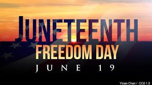 Happy Juneteenth Day!!! https://t.co/qeWpgD4T2Z