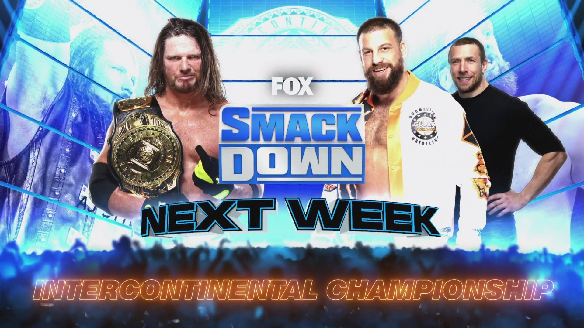 WWE Smackdown Preview (26/06/20): AJ Styles-Drew Gulak; Sheamus-Jeff Hardy 1
