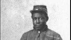 I also found this photo of Patrick, who served in the Union Army. He and his wife, Henrietta, had 7 children. Frederick and Sarah had 8 -- which is why there are Ambushes all over Frederick. Happy Juneteenth ✊🏽