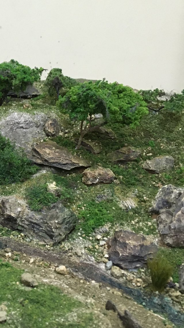 #diorama #scalemodel #مجسمات_للبيع #السعودية #الباحة #عسير #الجنوب #مناظر_طبيعيه #فن #woodlandscenics #madewithwoodland https://t.co/bh4YIwqfki