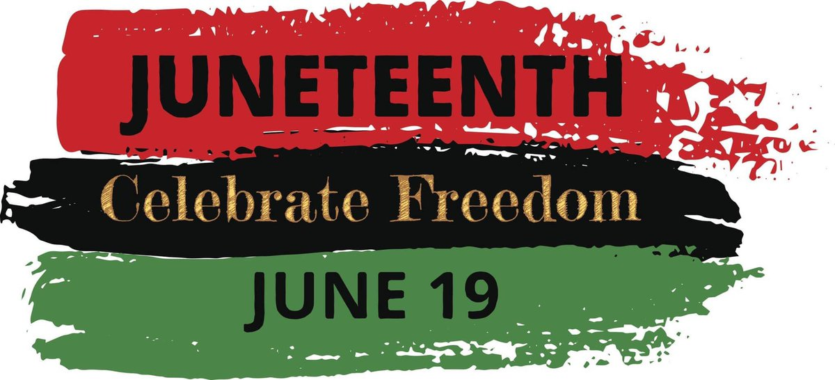 May we all continue to learn, engage, speak up, educate, care, & be #ColorBrave. ✊🏾❤️ #BlackLivesMatter #Juneteenth https://t.co/g6ix8NBRh2