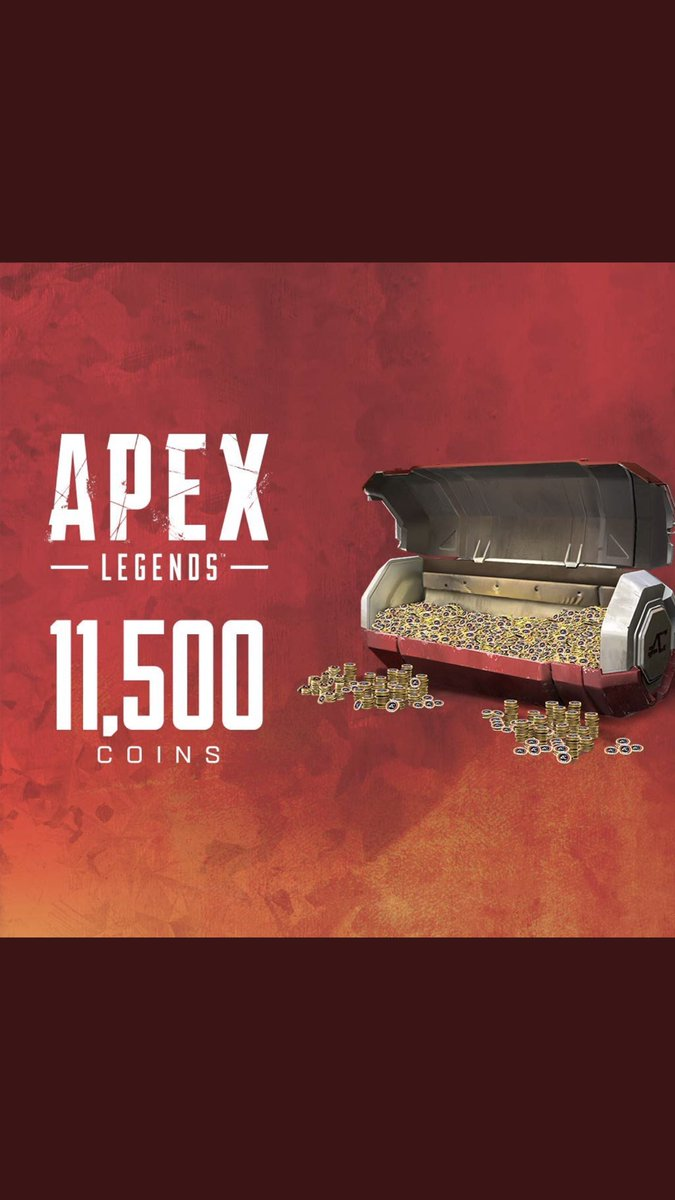 My turn. I will be giving away 5 separate $100 apex coin bundles (PS4, PC, Xbox) because I'm thankful for y'all and you deserve it. To enter: -follow @daltoosh -RT this tweet Winners announced on Monday!