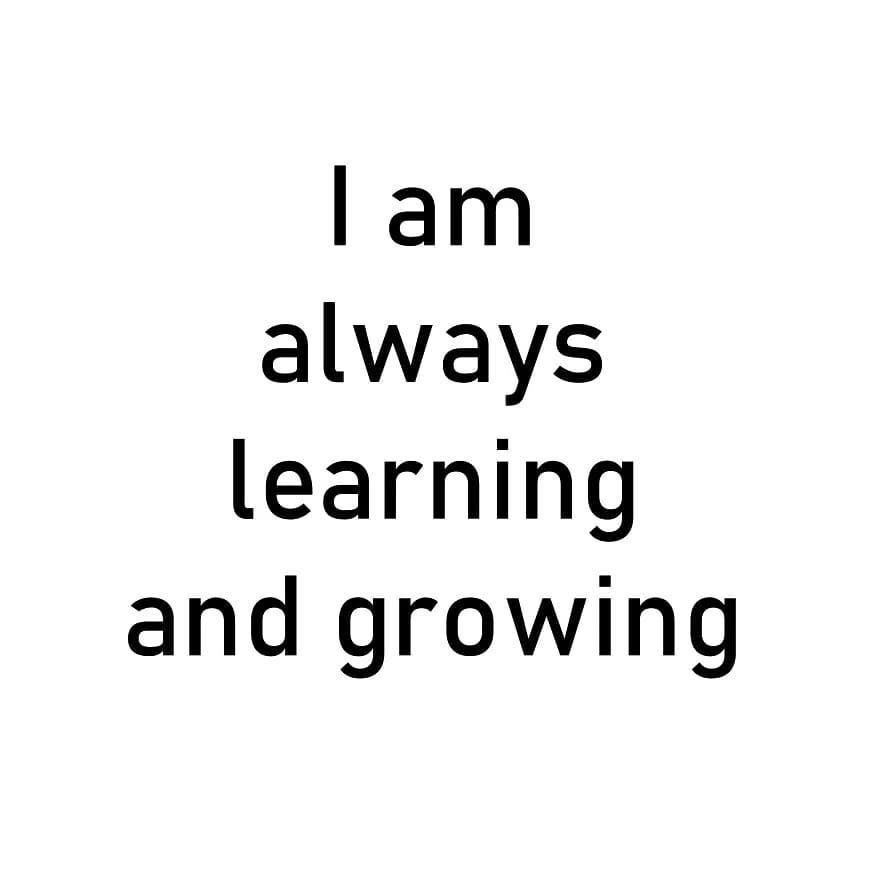 I am always learning and growing. . . . . . #vidyasury #affirmations #fridayfeeling #dailyaffirmations #positivevibes #mindfulness #selflove #selfcare #personaldevelopment #instadaily #collectingsmiles https://t.co/NZV5ihkn4t https://t.co/hfDz9dEWNS