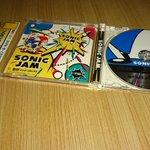 Image for the Tweet beginning: #音速小子 嘉年華 #SonicJam #ソニックジャム  #RetroGameBoxArt