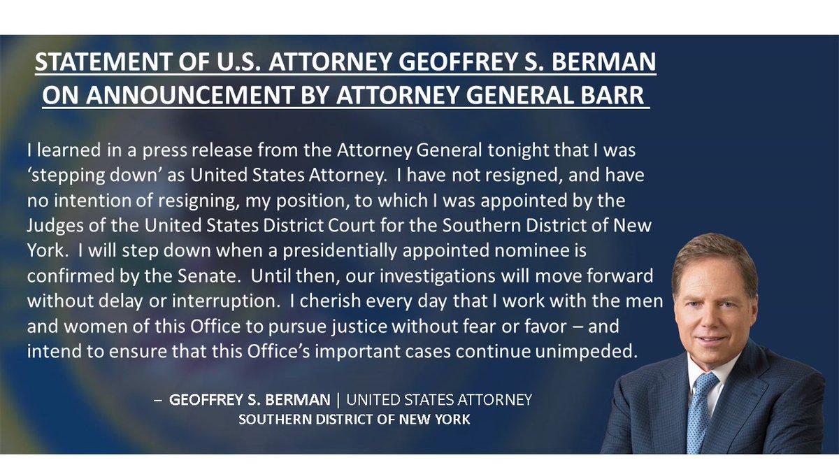 US Attorney SDNY (@SDNYnews) on Twitter photo 20/06/2020 04:03:51