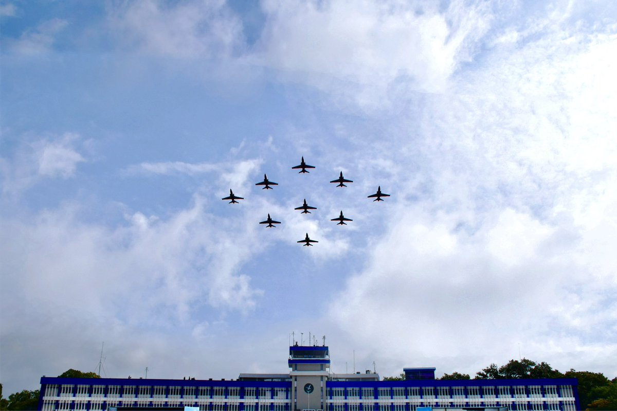 Congratulations to all 123 Flight Cadets from various branches who have successfully completed their trg and have transformed into Flying Officers The Combined Graduation Parade was held today(20Jun) at Air Force Academy where the Chief of Air Staff was the Reviewing Officer