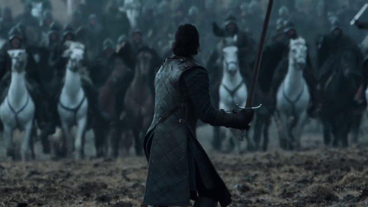 Cuando me preguntaron cuál fue la mejor batalla de Games of Thrones y yo orgullosamente puse  BATTLE OF THE BASTARDS #S06E09 #GameofThrones #ForTheThrone https://t.co/B0NwVou2Up