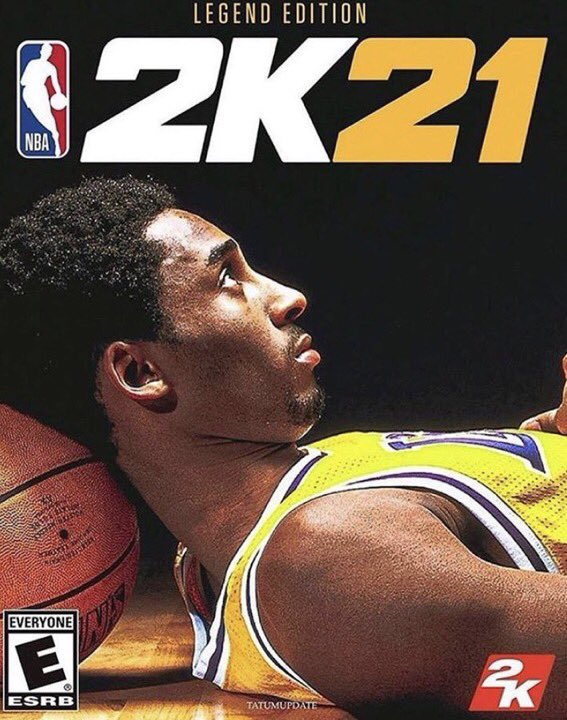 The perfect NBA 2K21 cover.. https://t.co/eYh3lbLVzo