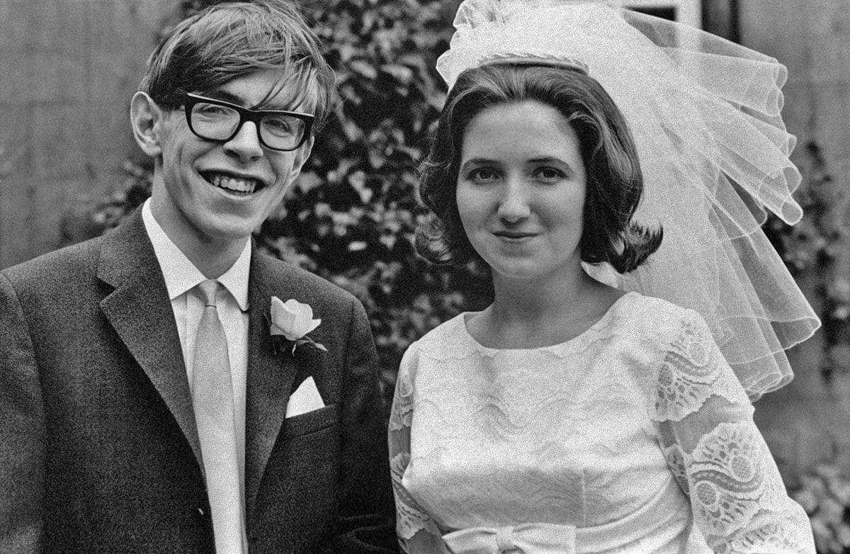 Hawking jane divorce stephen wilde Stephen Hawking's