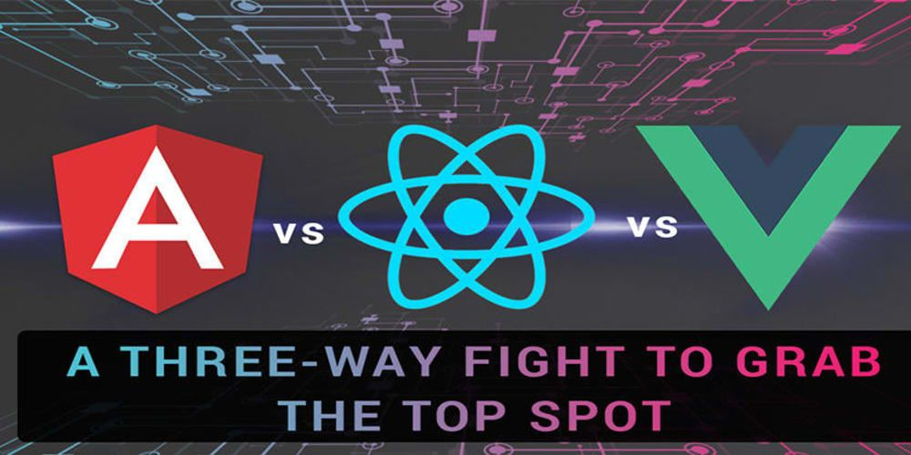 AngularJS vs. React vs. Vue: Which will emerge as the champion in 2020?  https:// buff.ly/2Ngf6AE      #React #AngularJS #AngularJSFramework #Vue #ReactJS<br>http://pic.twitter.com/hSV8lN2V7A
