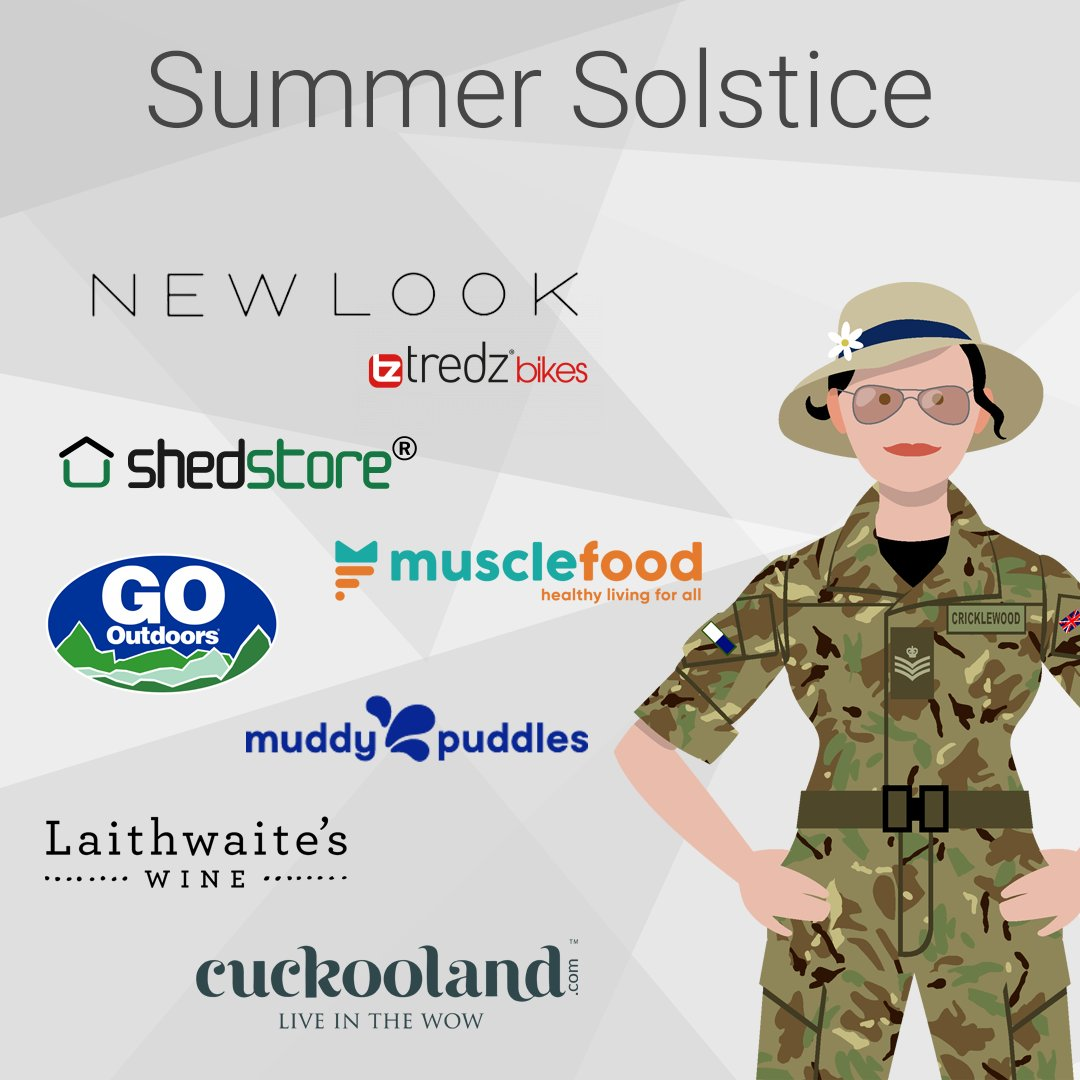 The weather might have been hit and miss as we reached the Summer Solstice, but you can still hit a home run with our fantastic range of partners!  Just search the term 'Summer' on our app and website to see our range of summer discounts!  https://t.co/xGbaYn2TtB https://t.co/9BvFPywXbL