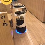 これは買いたくなる!くら寿司でデザートを売り歩くロボット!