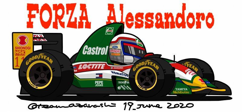 ザナルディ アレックス 元F1のアレックス・ザナルディ、交通事故による頭部重傷で予断許さず