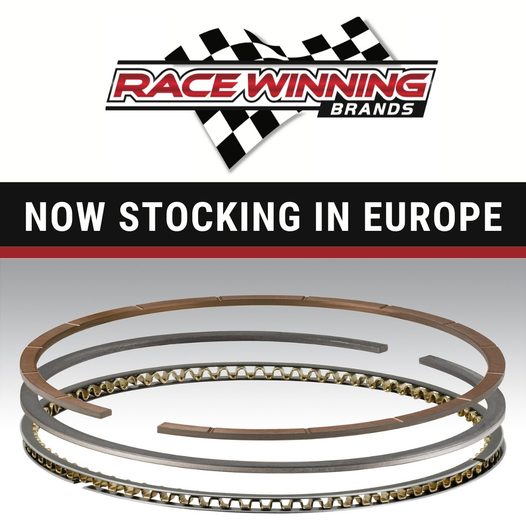Race Winning Brands is now stocking Total Seal piston rings in the Europe. Improve ring seal and boost horsepower simply by upgrading the ring package when you order your pistons. Contact: info@rwbteam.eu / +31 (0)252 687 713  #enginebuilding #Dynotune #dyno #Enginetuning #pistonpic.twitter.com/RPOD6BZHzK