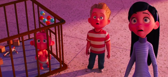 Duke Caboom from 'Toy Story 4' (2019) was one of Jack-Jack's toys in 'Incredibles 2' (2018)