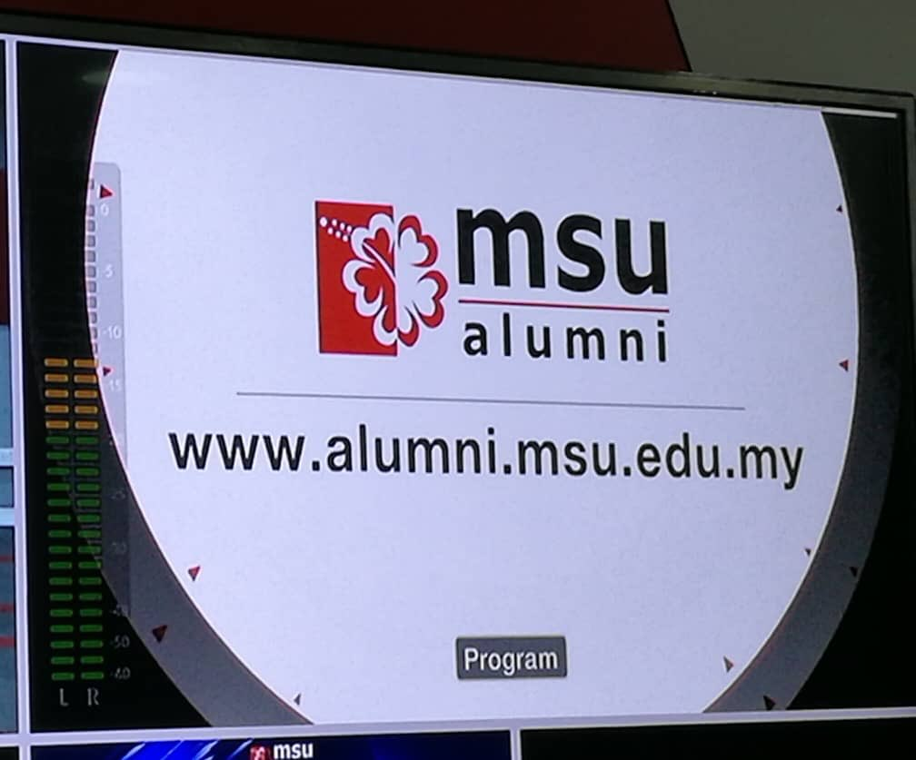 Well done to the MSU Alumni Association for organizing the virtual Alumni Annual Meeting. Strengthening @MSUMalaysia ecosystems from industry, research to entrepreneurship among alumni for support & connections. @MSUCollege @MSUmalaysiaAlum @MSI_Colombo #MSUmalaysiaAlumni