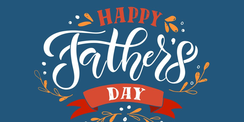 On this #fathersdayweekend we send our very best wishes to all Fathers and their families. May you have a weekend filled with Love and Happiness! #HappyFathersDay2020 #FathersDay https://t.co/jafv4xLbyN