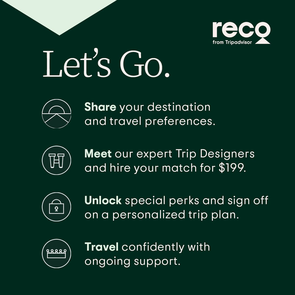 Here's how Trip Design works. Learn more about the Reco beta: https://t.co/igpD7HXzda https://t.co/Uxp4UojUVK