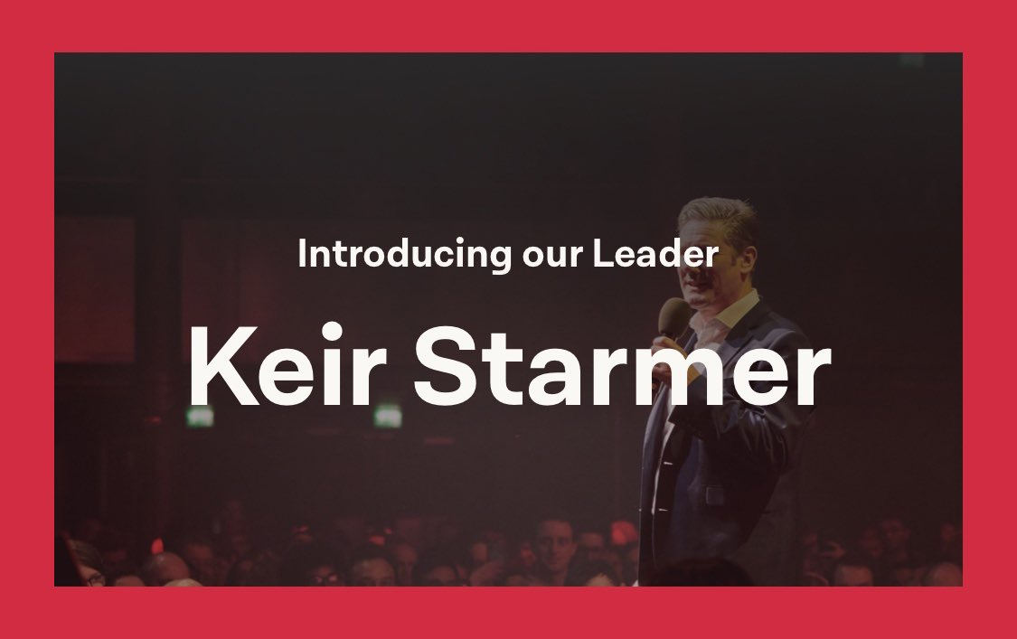 Keir Starmer has been leading the Labour Party for 2 months now. How do you think he's doing so far? Let us know: deansgatelabour.org.uk/ks2020/