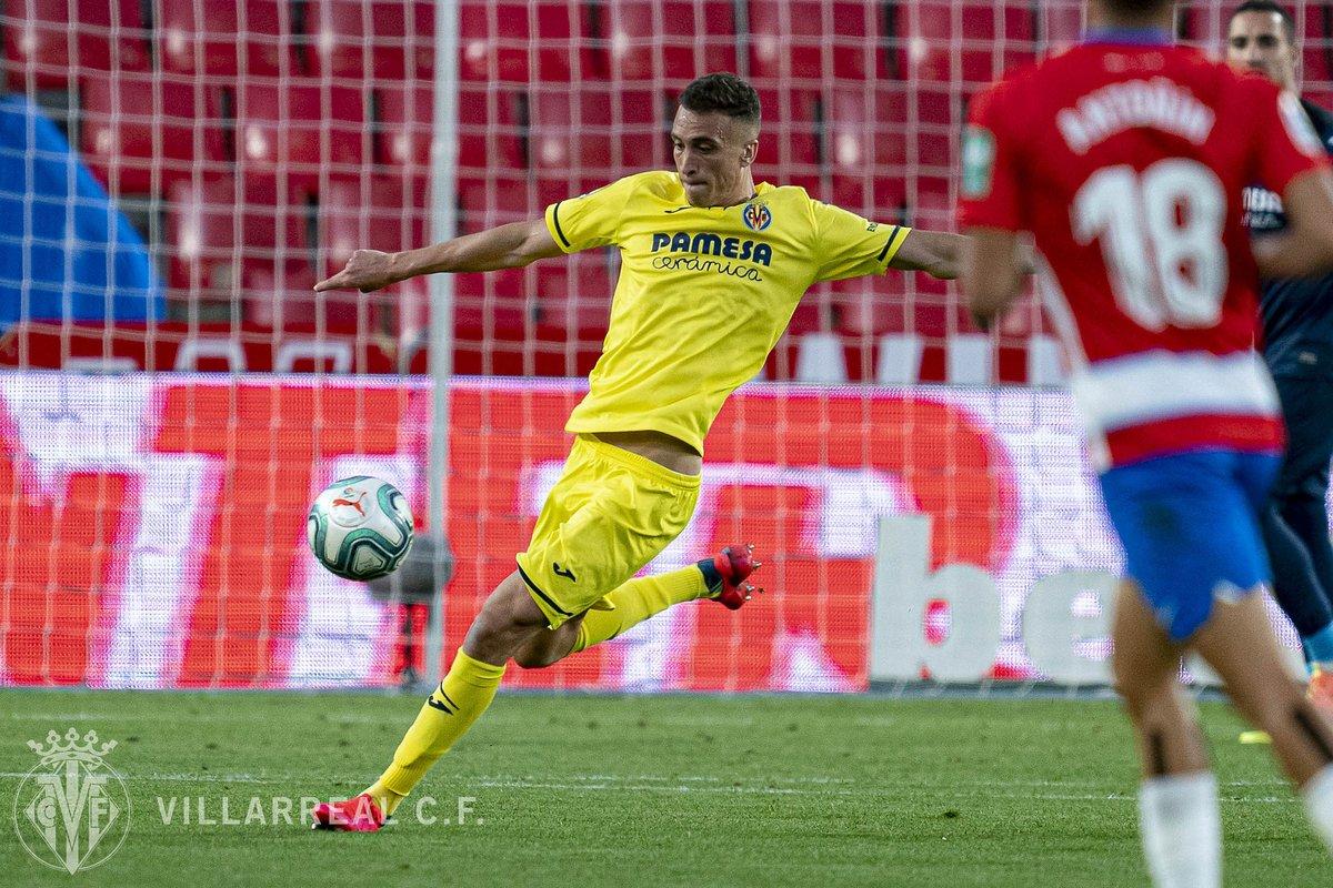 """Villarreal CF on Twitter: """"Sofian Chakla ? @GranadaCdeF ✓ Debut en @LaLiga  ✓ Marcarse un partidazo ✓ Portería a cero y... ¡VICTORIA ??!… """""""