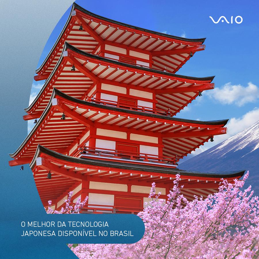 A VAIO® traz princípios intimamente ligados à cultura japonesa, que se orgulha da alta performance, trabalho minucioso e disciplina. Ao mesmo tempo, prezamos pela originalidade brasileira, criando em sintonia equipamentos que manifestam o melhor dos dois mundos. Somos a VAIO®. https://t.co/Oh2NvJOPzF