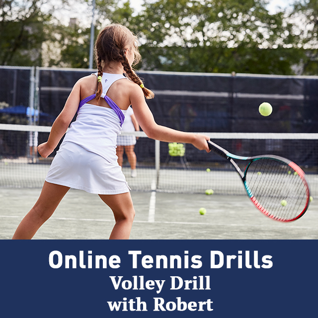 Our next online Tennis drill features a volley drill from our Tennis Pro, Robert! Check it out now at https://t.co/w5S7ZVe2KY #TCSCC https://t.co/hC2pPQWacW