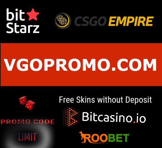 VGOPromo gambling promo codes for free Bitcoins!