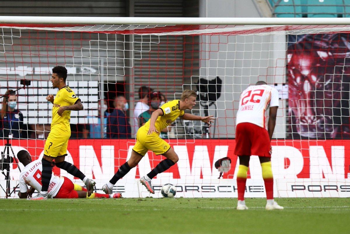 Xem lại bóng đá RB Leipzig vs Dortmund, Bundesliga – 20/06/2020