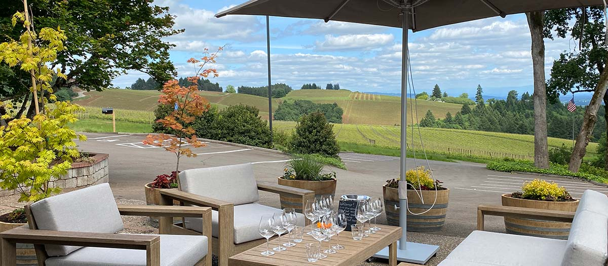 Shout out to our partners @LEWISbuilds on this Phase 1 project!  We can't wait to share more developments (and 🍷) with @knudsenvineyard soon!