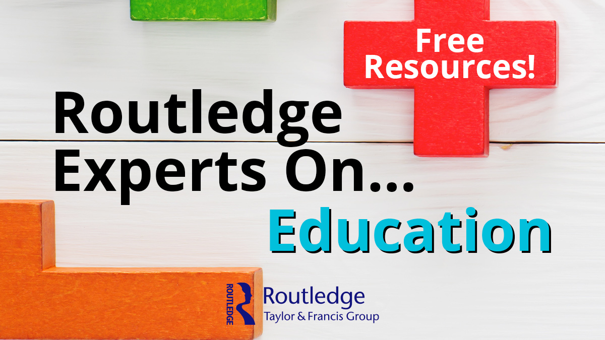 Whether you work in #HigherEd, #PrimaryEd or #SecondaryEd, it's a challenging time for #Educators. We've partnered with our authors to produce a range of free resources to help you adapt: https://t.co/7VoZoFFd9S #AcademicTwitter #EduTwitter #Teachers #Lecturers #Faculty #Students https://t.co/6x9LSAGEC6
