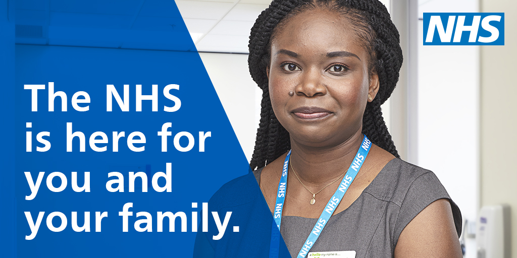 You can still contact your GP, 111 online or call 111 for help. If you are told to go to hospital, you must go. We'll give you the care you need. #HelpUsHelpYou nhs.uk