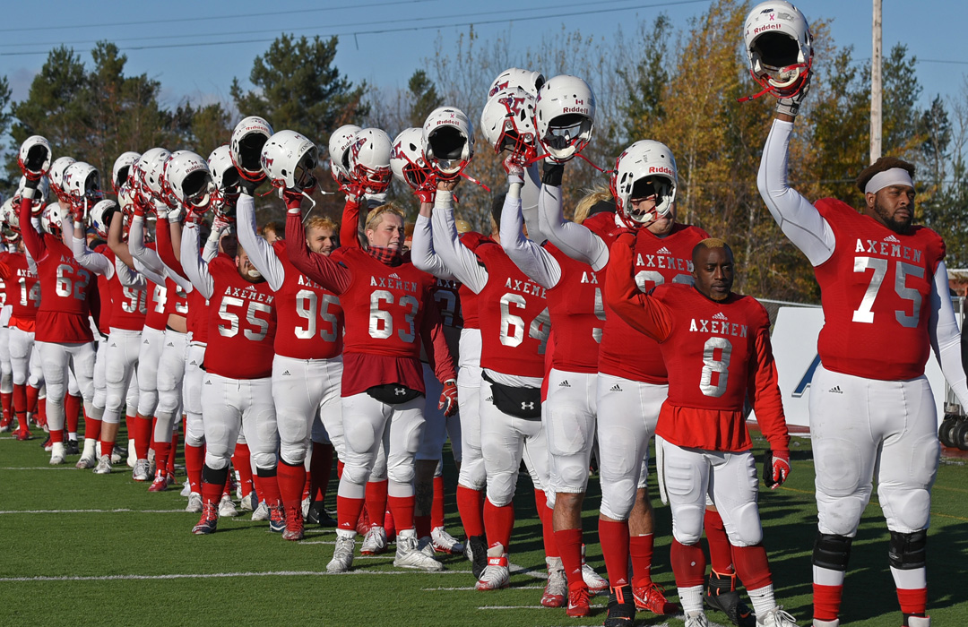 📢 Acadia Athletics commits to supporting student-athletes amidst cancellation of fall competition. . 👉 Atlantic University Sport suspends competition until January 2021. . 🔗 READ MORE - https://t.co/saXHDgMi9A . . #GoAcadiaGo #AcadiaAthletics https://t.co/bsFmIrPrYV