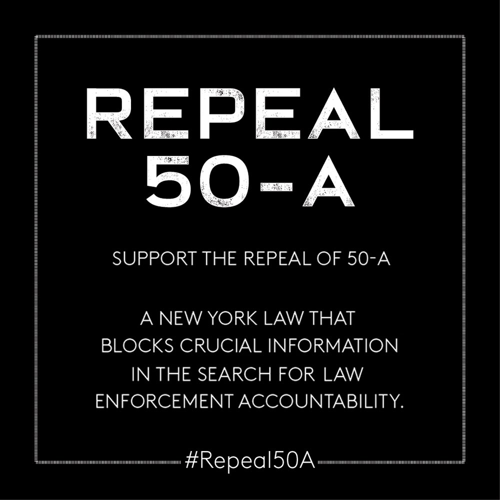 We need to act now!!! linktr.ee/50A @NYGovCuomo, @AndreaSCousins, @CarlHeastie #Repeal50A