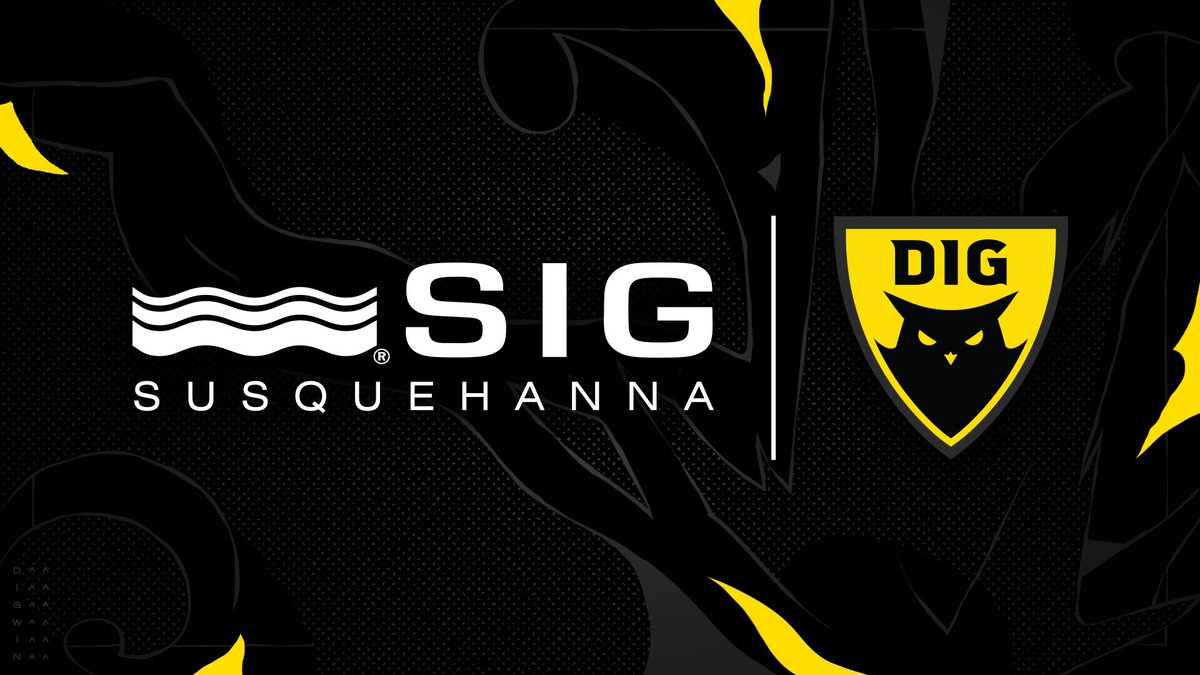 We're proud to align with SIG, a leading trading firm, for a first-of-its-kind sponsorship!   With SIG, we look forward to defining the path from game theory and esports fandom to future careers in tech and trading!  Learn More: https://t.co/JDqkwfksRz https://t.co/QNCCRJFKLB