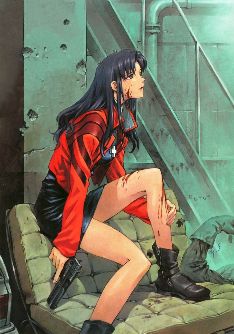 The End of Evangelion - Gainax - 1997  Illustration made by Yoshiyuki Sadamoto https://t.co/nGjxRZz1ac