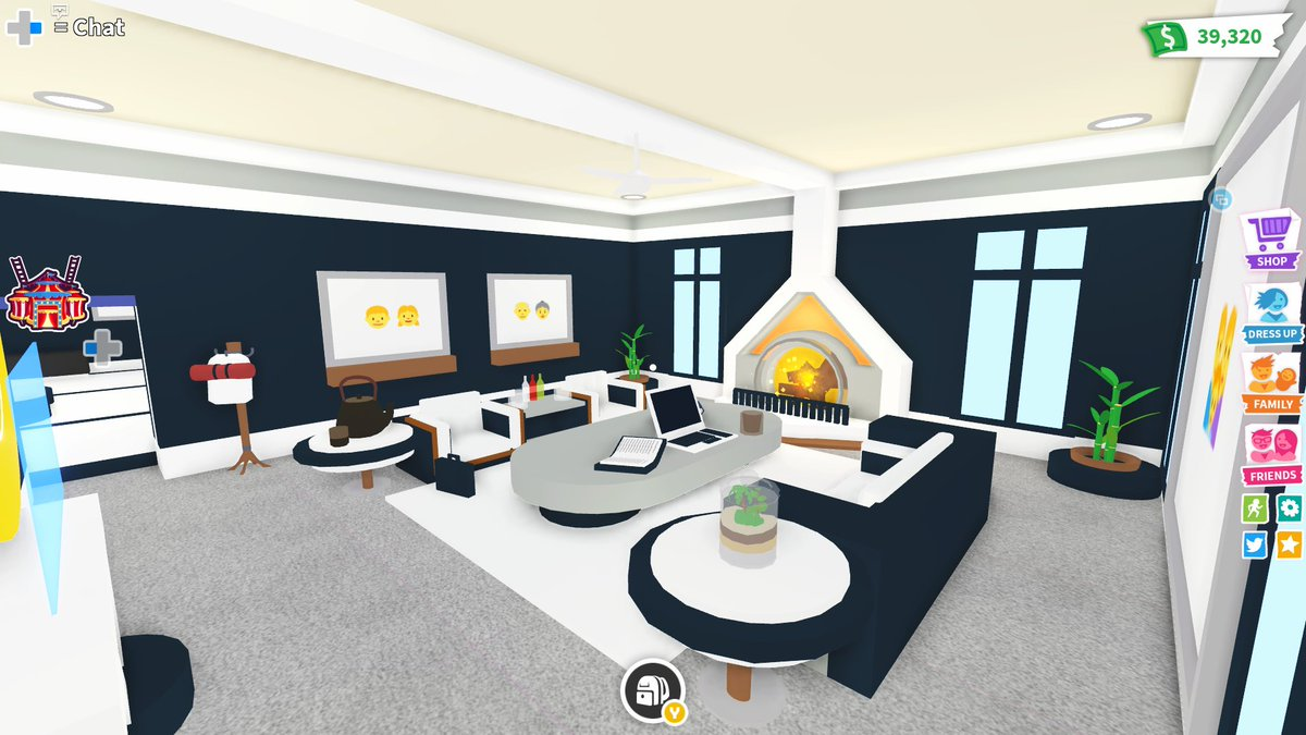 Roblox Adopt Me House Ideas Living Room