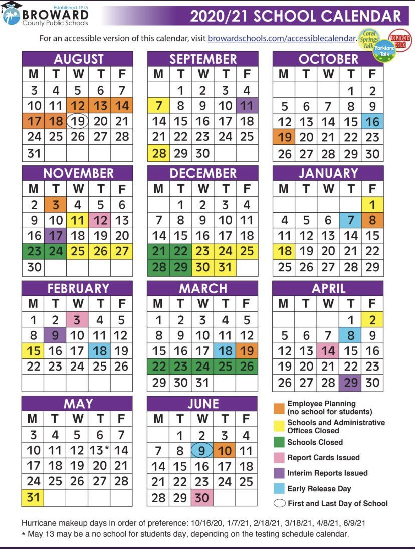 Bcps Calendar 2021 BCPS Math Department (@BrowardMath) | Twitter
