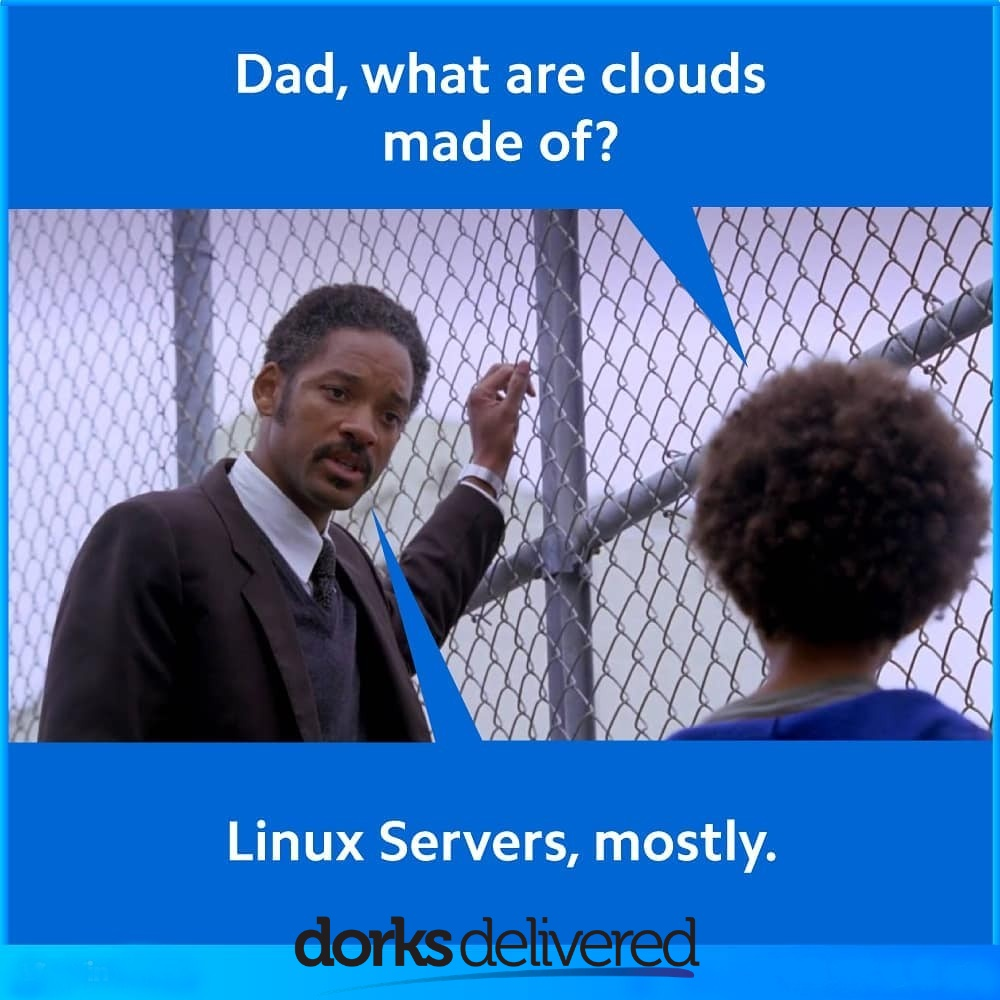 If your father loves technology...  #Tuesdaymemes #TechTuesday #technologylover #techlover #DorksDelivered #techdad #meme #funnytech #technologyisawesome #memes #Techmemes #Tuesdaymeme #cloudtech #linux #cloudpic.twitter.com/U4Y9y976JB