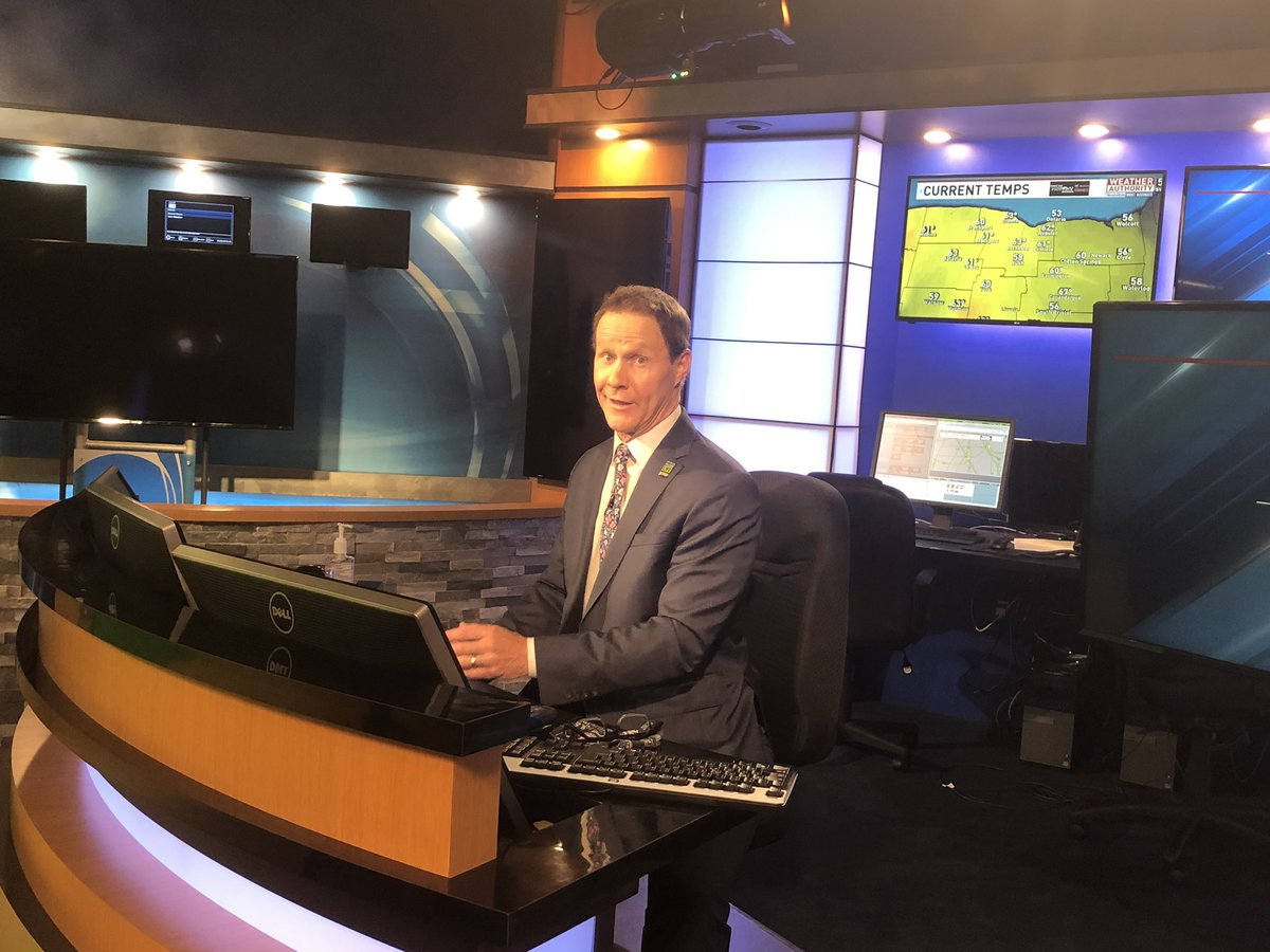He's baaack- live and IN-Person! Join @scotthetsko tonight @FoxRochester at 10.