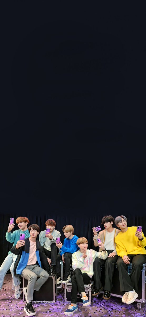 Slow On Twitter Bts X Samsung Galaxy S20 Ot7 Lockscreen Wallpaper Rm Kim Namjoon Joon Jin Kim Seokjin Suga Min Yoongi J Hope Jung Hoseok Hobi Jimin Park Jimin V Kim Taehyung Tae