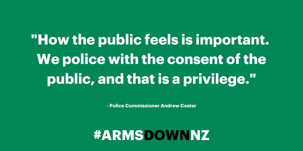 We are absolutely thrilled by NZ Police's announcement that ARTs will not be part of the New Zealand policing model in the future. Thank you to everyone who spoke up, provided feedback to police, and reshared posts all over social media – we made this happen together, Aotearoa! https://t.co/FNIUl8U2jl