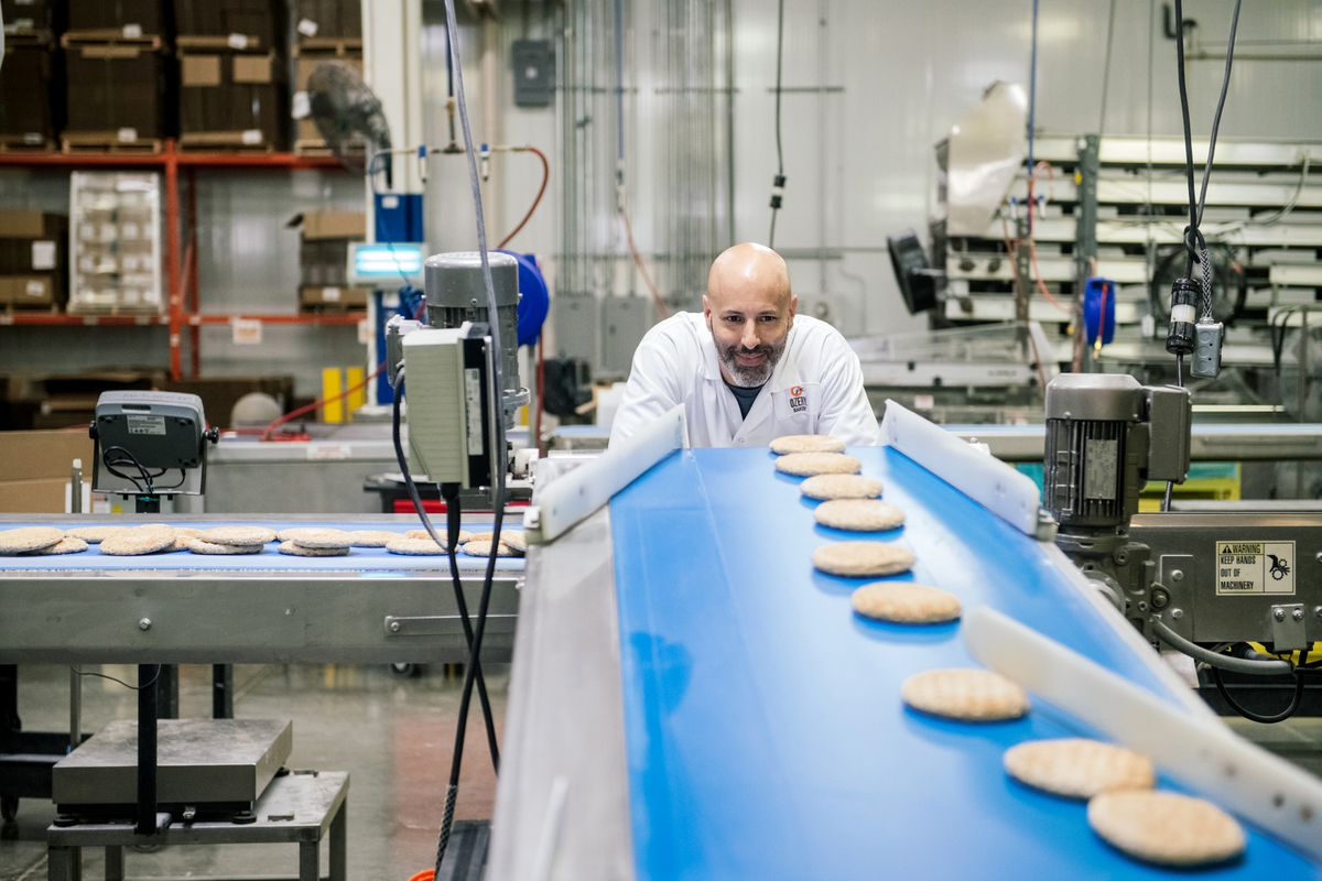How a family bakery used technology to expand and bring in some big brands