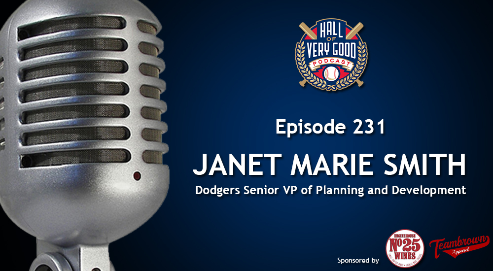 """If you're a fan of your favorite team's """"retro"""" ballpark...you've got Janet Marie Smith to thank. We talk to her about designing Camden Yards (and more!) on this week's #HOVGPodcast. Give it a listen! https://t.co/m0f3pf7vrP https://t.co/lp3MoP36z0"""