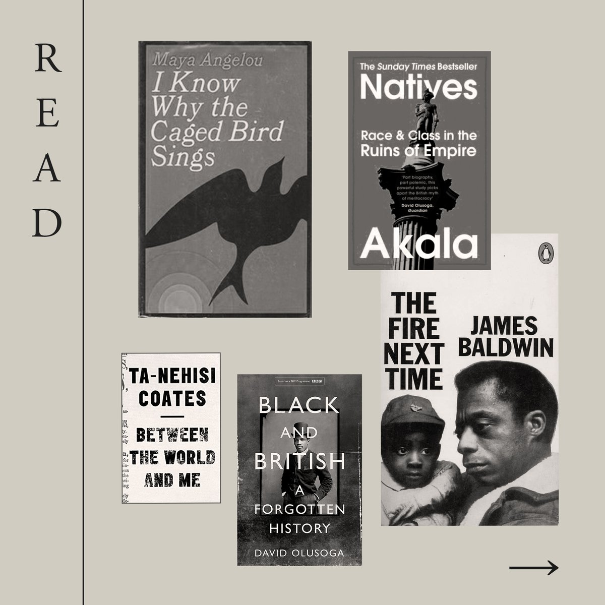 READ: A selection of books we are reading to become more educated on racism and injustice, as well as a list of black owned bookstores to support.  #BlackLivesMatter https://t.co/SD2HfFmGOX