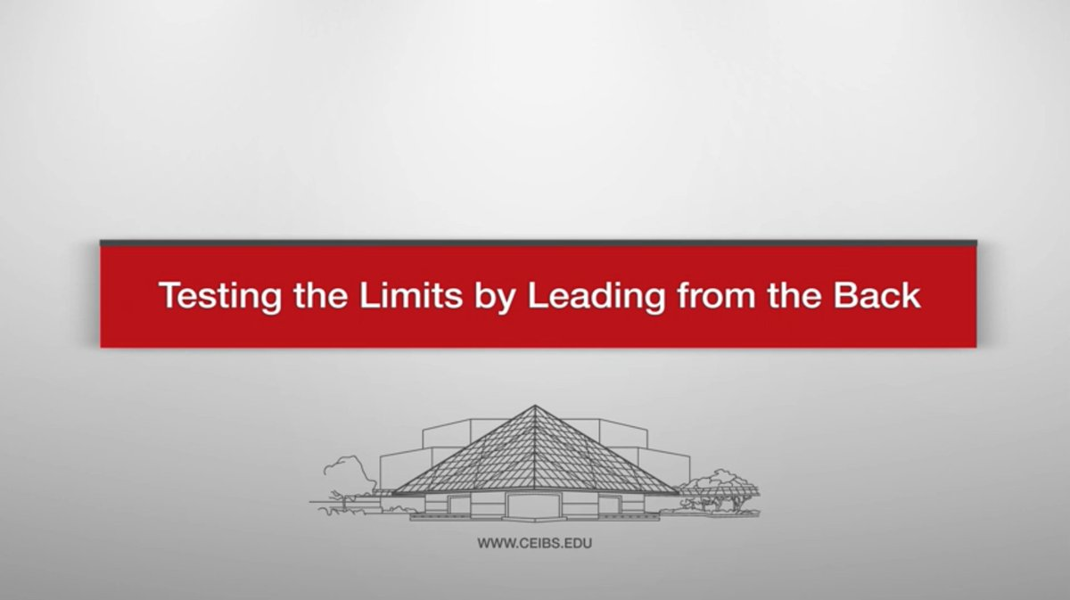 Former @TataMotors CEO + Vice Chairman + CEIBS Visiting Leader Ravi Kant shares his passion for deep dives + creating lasting change in this recently recorded CEIBS Executive Forum https://t.co/znYgGgwbPy https://t.co/06SLJ6p3UY