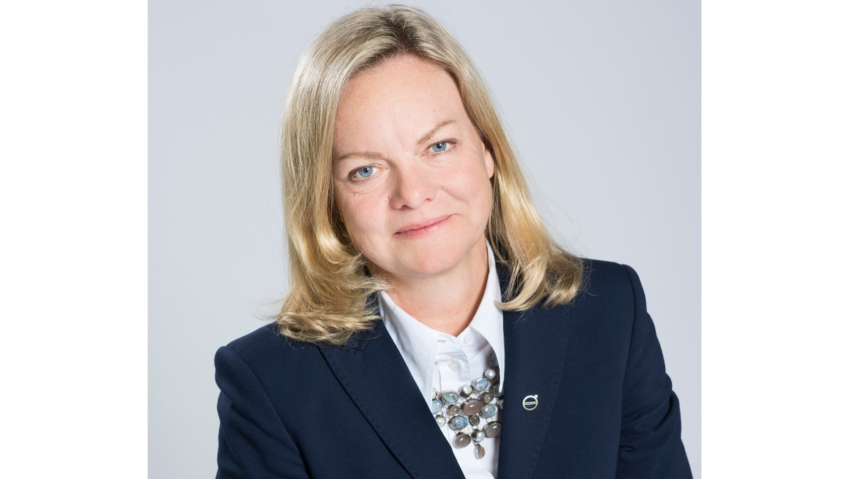 [Press release] Heléne Mellquist new President Volvo Penta and member of Volvo Group management. Read more: https://t.co/ENcif9tViO https://t.co/7MESAGN5Be